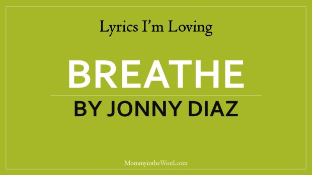 Breathe by Jonny Diaz