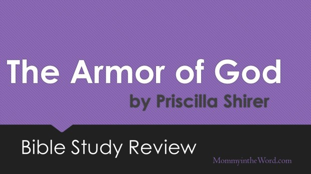 The Armor of God Bible Study Review